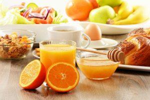 esempi di colazione